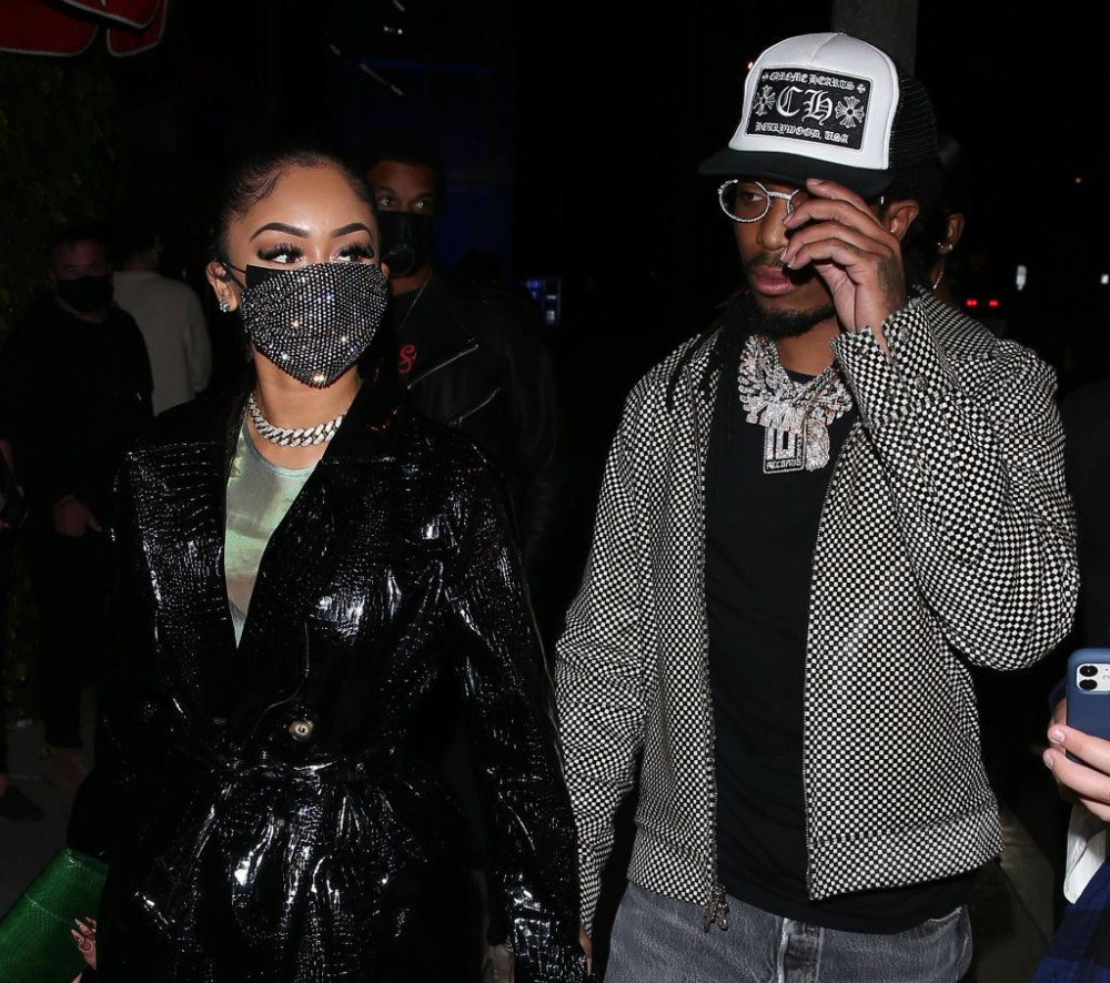 LAPD Investigating Quavo and Saweetie Elevator Fight, Allegedly
