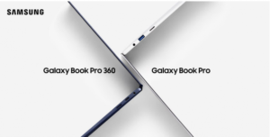 Samsung Unveils New Galaxy Book Pro 360 & Galaxy Book Pro Are Geared For Mobile First Users