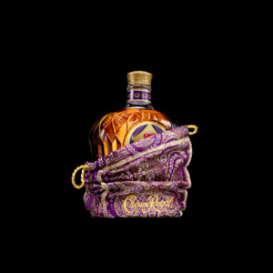 Ruth E. Carter Designs Crown Royal x Coming 2 America Limited-Edition Pack