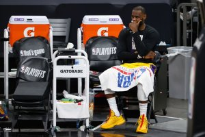 Armchair Athlete Twitter Egregiously Flames LeBron James For First Round Ouster