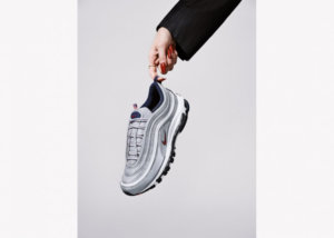 """Nike Debuts The Air Max 97 """"Puerto Rico"""" Just In Time For The 64th Annual Puerto Rican Day Parade"""