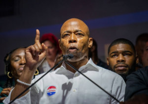 Eric Adams Leads Candidates In Race For Mayor of NYC