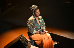 Lincoln Center Names Mahogany L. Browne As First-Ever Poet In Residence