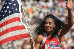 Salty White Karen Journalist Linked Flo Jo Death To Steroid Use, Also Came For Sha'Carri Richardson