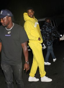 Tristan Thompson Lets Lamar Odom Know It Can Get Spooky Over Khloe Kardashian Comments