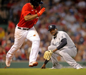 Yankees vs Red Sox Game Postponed After Players Test Positive For The Rona