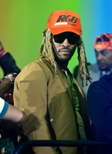 """Future Says Blu Jasmine """"Big Capping"""" After She Claimed He Offered 5 Stacks For Sex"""