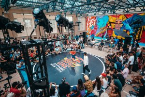World's Largest Breaking Competition Red Bull BC One New York Cypher Winners Announced
