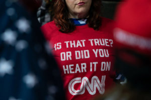 CNN Fires Three Employees For Not Being Vaccinated