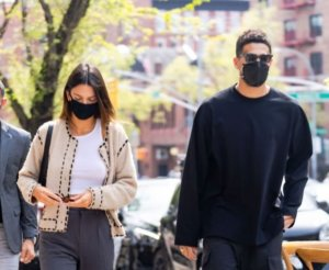 Pray For Book: Devin Booker Vacays With Kendall Jenner In Italy