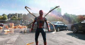 Spidey Finally Faces Off Against Doctor Octopus In Trailer To 'Spider-Man: No Way Home'