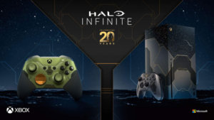 HHW Gaming: Microsoft Announces 'Halo Infinite' Limited Edition Xbox Series X