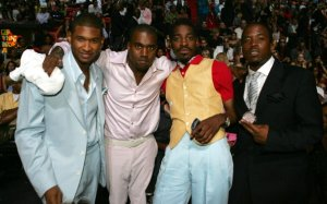 Kanye West Shares Snippet Of Unreleased Andre 3000 Verse, Drake's Sound 42 Station Leaked It
