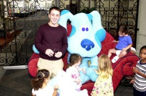 Who's Cutting Onions?: 'Blue's Clues' OG Steve Burns Returns With Tear-Inducing Message To Fans