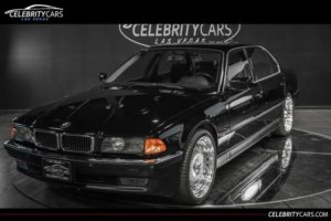 The BMW Tupac Was Shot In Is Now Up For Auction—For A Steep Price