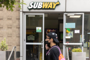 Subway Restaurant Employee Suspended After Fighting Off Robber [Video]