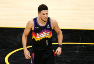 Devin Booker Reveals He Is Dealing With COVID-19 During Twitch Stream