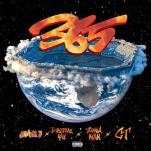 """Chase B Drops """"365"""" Single With Babyface Ray, Zona Man, and GT"""