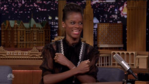 Letitia Wright Still Reps Anti-Vax Stance on Set of Marvel's 'Black Panther' Sequel